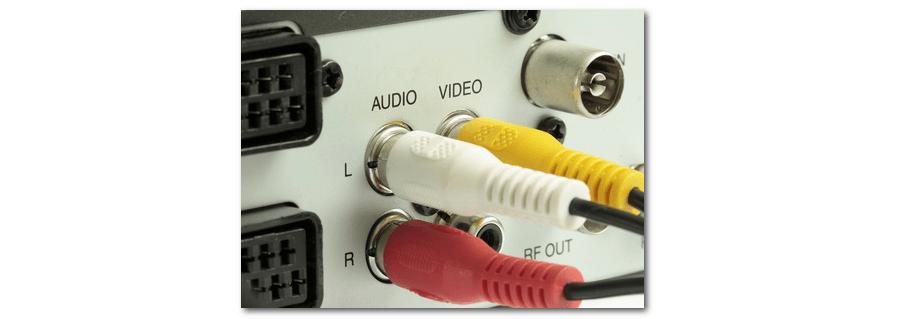 Выбор AV кабеля 3×RCA-TRRS для смарт бокса Ugoos
